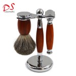 Dishi 2017 new red handle shaving set