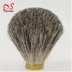 PURE BADGER HAIR SHAVING KNOT