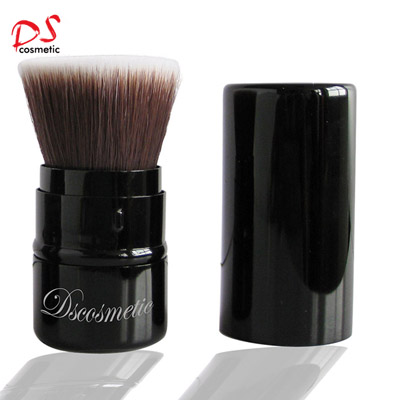 RETRACTABLE BRUSH FLAT BLACK