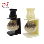 Dishi shaving brush with mini stand
