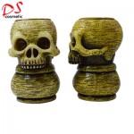DISHI Skeleton resin handle