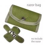 Dishi 2021 new DE razor pouch