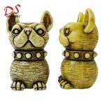 DISHI dog face shape resin handle