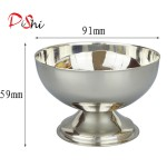 Dishi 2018 new metal shaving bowl