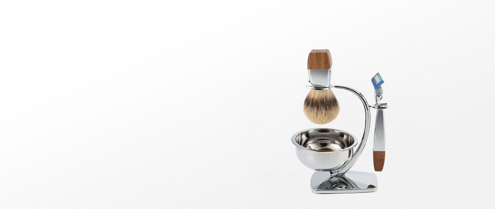 Shaving brushes. Wet shaving need!